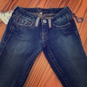 BeBe Jeans NWT's (vintage now)